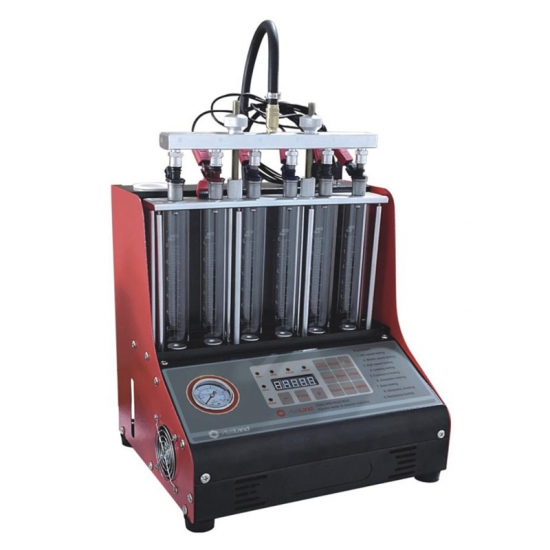 Auto Ultrasonic Fuel Injector Cleaner